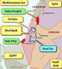 Israel, Palestinians and Hamas
