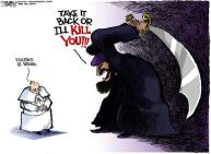 Sharia, full of violence