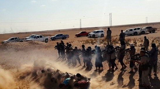 Genocide ISIS style