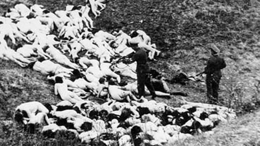 Nazi genocide