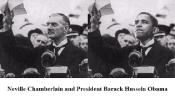 Chamberlain and Obama