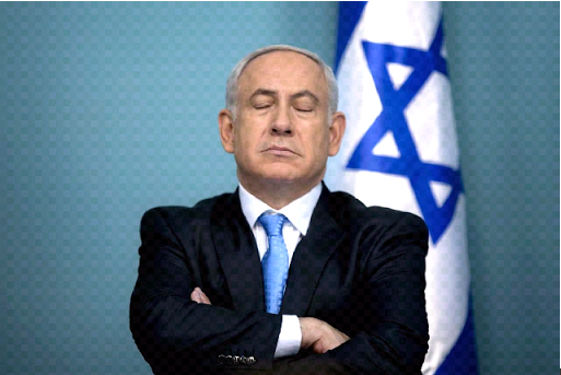 Sleeping Beauty Netanyahu