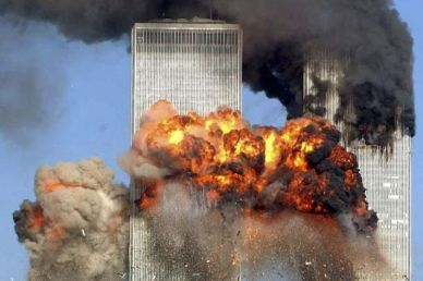 9-11 Terror Attack on New York
