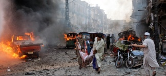 Brunt of Global Terrorist Attacks Born By Three Countries
