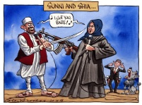Conflict pitching Sunni against Shia