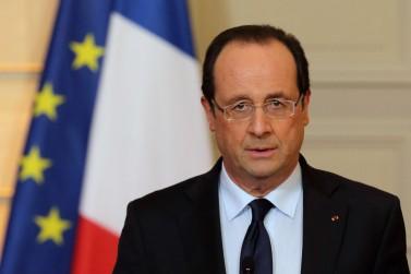 French President François Hollande