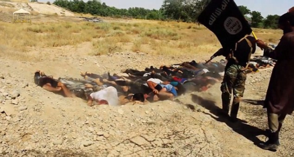 Genocides by ISIS
