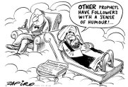 Muhammad-cartoon