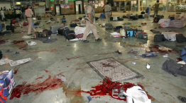 Mumbai terrorists attack