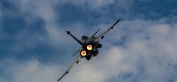 Rafale fighter
