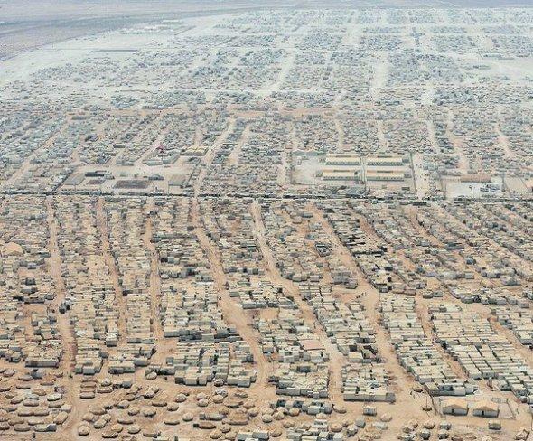 Refugees in Jordan