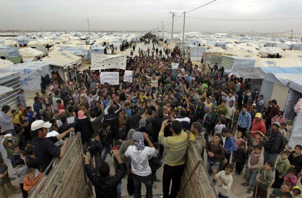 Refugees in Lebanon