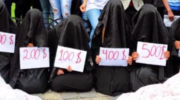 Arab slaves