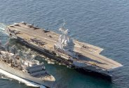 Charles de Gaulle Aircraft Carrier group