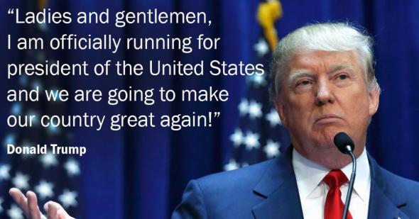 Donald Trump messages