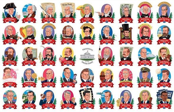 Great American Presidents
