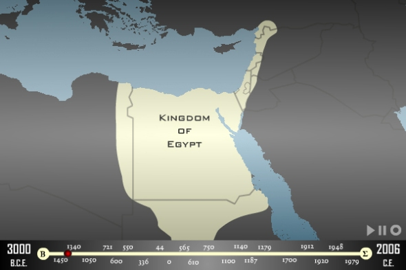 History Middle East 01 - 1345BC
