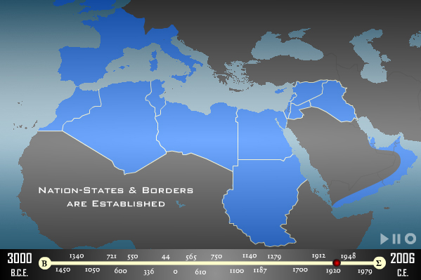 History Middle East 18