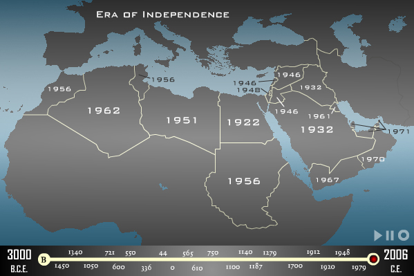 History Middle East 21