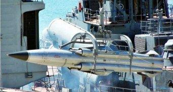 Kalibr cruise missiles