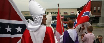 Ku Klux Klan Holds Annual Gathering In Tennessee