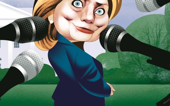 Hillary Clinton wants to be the president