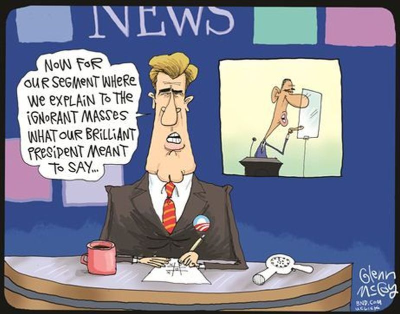 Media and Obama preference