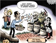 Feeding socialism