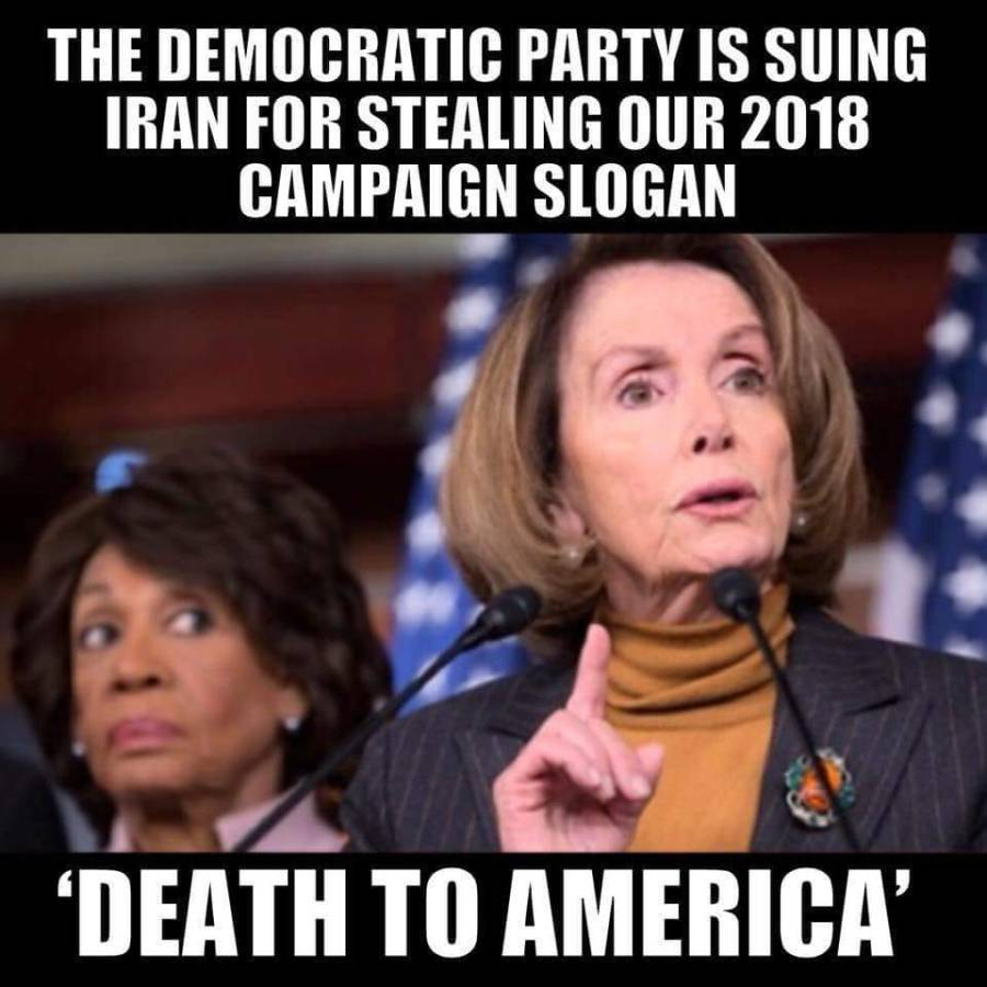 Death to America Slogan