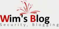 Wim's Blog